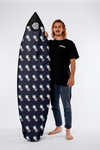 The Pineapple Head Boardsox® Short Surfboard Cover