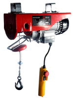 Warrior 125kg to 1000kg Scaffold hoists Ref: 161-4 - Hoistshop