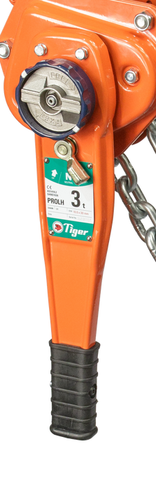 TIGER PROFESSIONAL LEVER HOIST TYPE PROLH, 3.0t CAPACITY Ref: 210-13 - Hoistshop