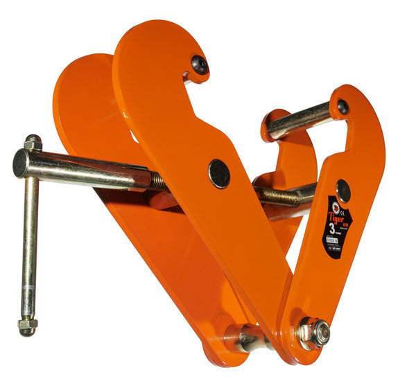 TIGER BEAM CLAMP TYPE BC WITH SUSPENSION BAR - (214) - Hoistshop