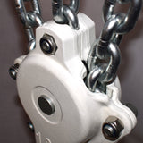 TIGER CORROSION RESISTANT CHAIN BLOCK SS12, (SINGLE FALL) 3.0t CAPACITY Ref: 211-55 - Hoistshop