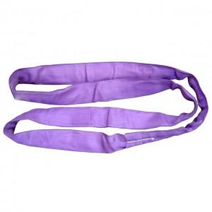 1.0t SWL Violet Roundsling - 1m to 20m Circ / 0.5m to 10.0m Effective Working Length (EWL) Ref: 265-1 - Hoistshop
