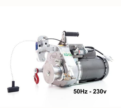 Electric | Pulling 820kg  Lifting 250kg Capstan Winch Ref:167-4-1 - Hoistshop
