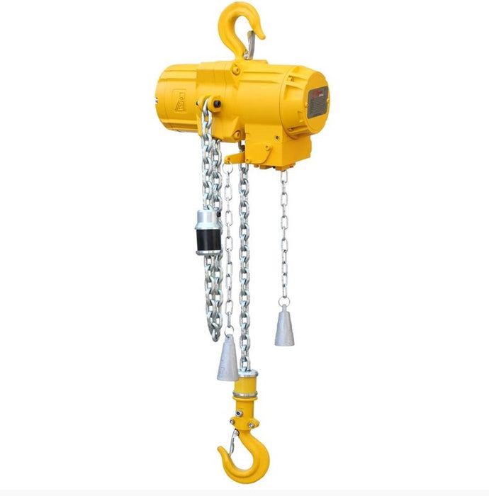 Tiger Air Hoist TAHS 2.0t with Toggle Ref: 227-7 - Hoistshop