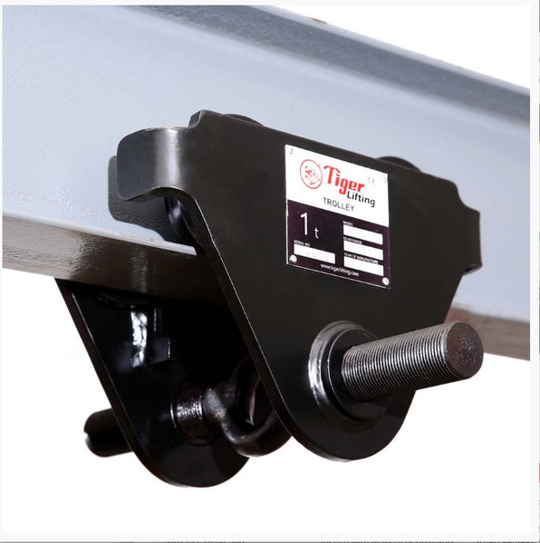 Tiger SPT Screw Bar Push Trolley Ref: 244-1 - Hoistshop