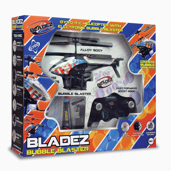 Bladez Bubble Blaster - Gameplay Helicopter