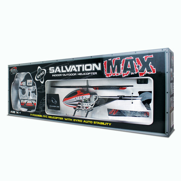 Salvation MAX