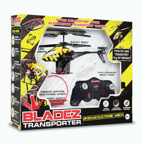 Bladez Transporter - Gameplay Helicopter