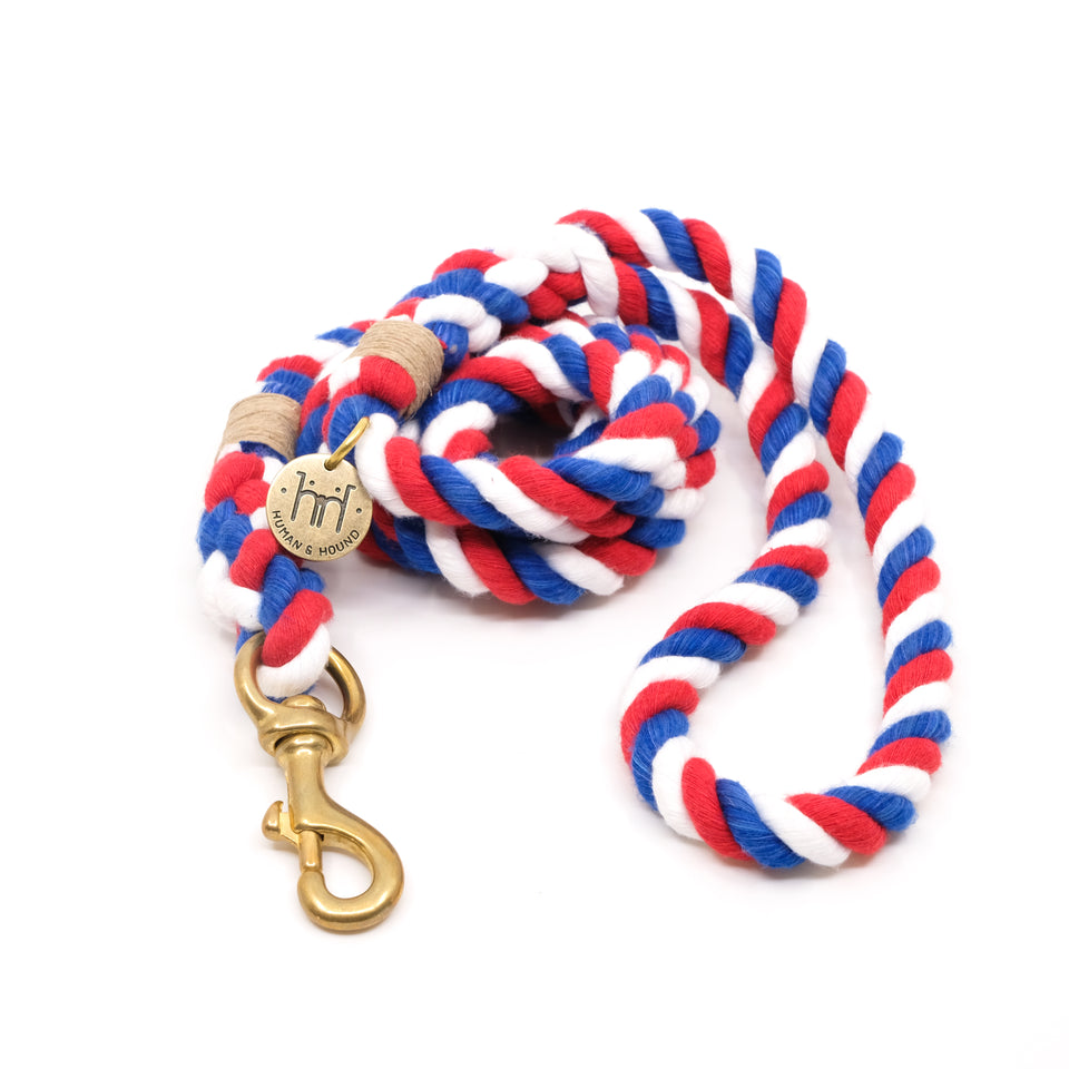 THE COTTON ROPE LEASH