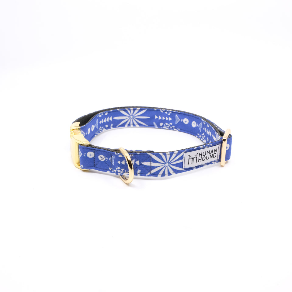 THE BLUE HAWAII COLLAR