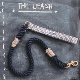 THE INDIGO DOG LEASH