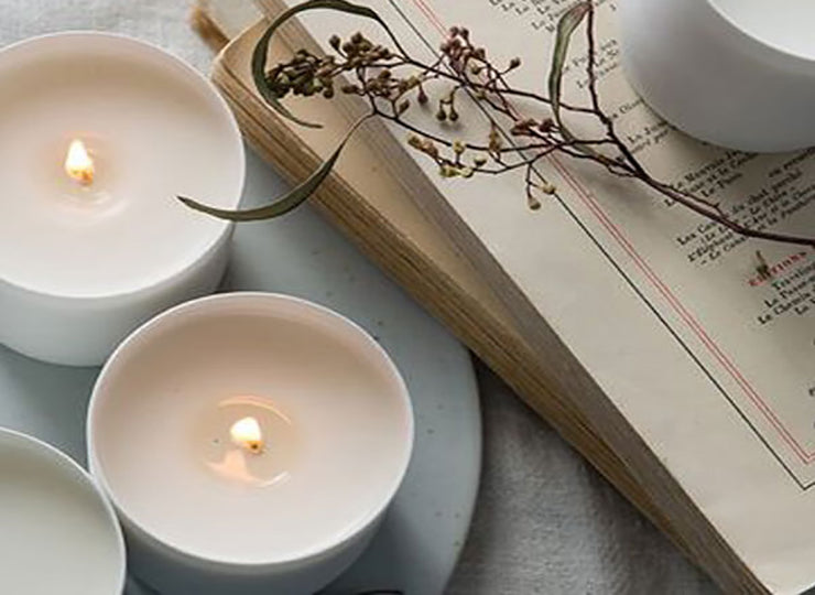 The benefits of Soy Candles