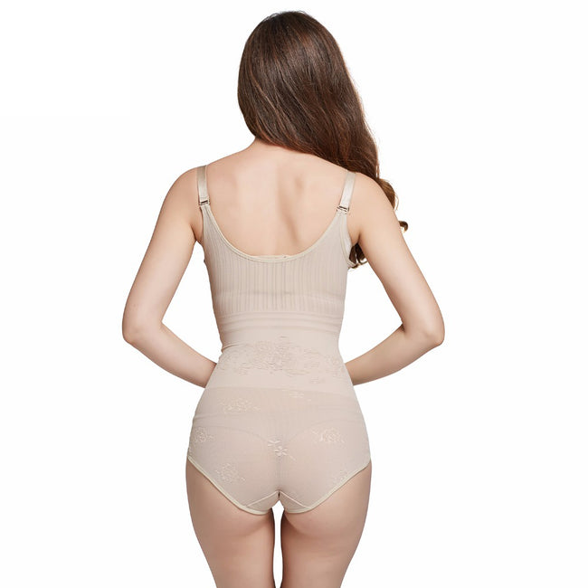 Shapewear - Slimming Belly Control Butt Lifter Lace Corset