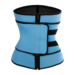 Waist Trainer - High-Compression Zipper Neoprene Cincher