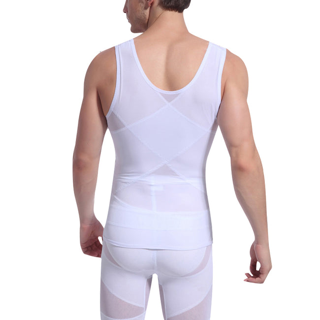 Shaping Vest - Breathable Thin Slimming Waist Vest