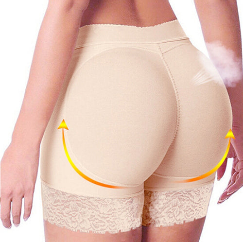 Shapewear - Sexy Padded Butt Enhancer Seamless Push Up Panties
