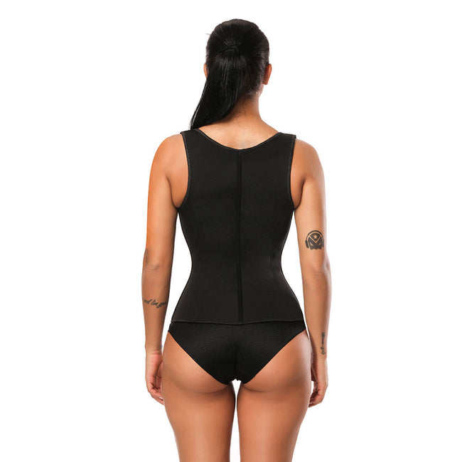 Slimming Top - Firm Control Latex Slimming Waist Vest