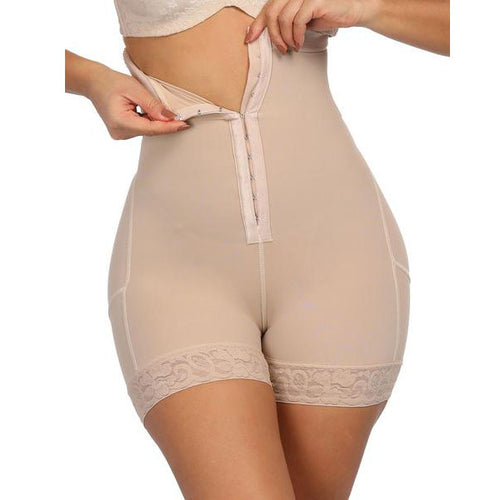High Waist Plus Size Butt Enhancer Panty