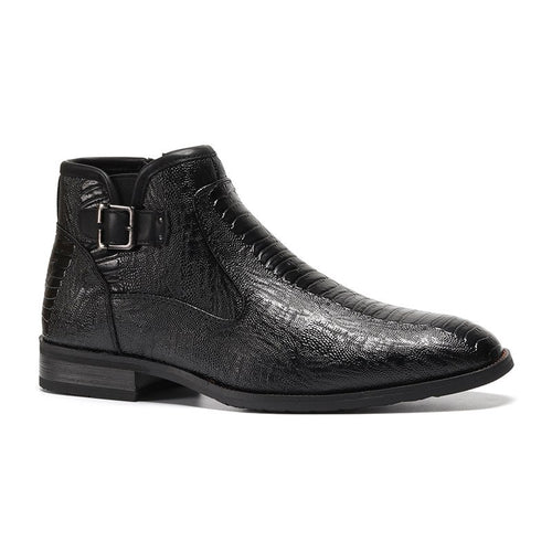 Men's Shoes -  Plus Size Comfortable Retro Leather Martin Boots