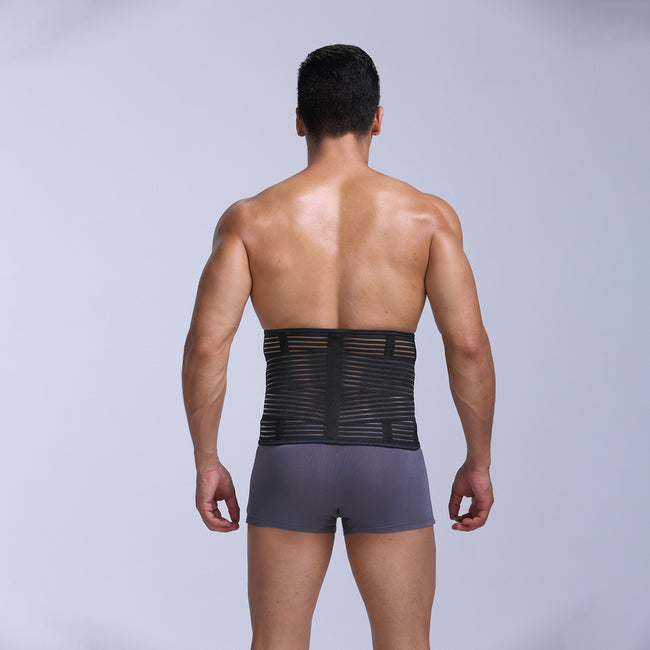 Men's Waist Trainer - Slim Girdle Belt Belly Abdomen Waist Trainer