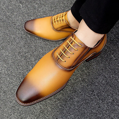 Formal Shoes - Luxury Classic Business Office Shoes