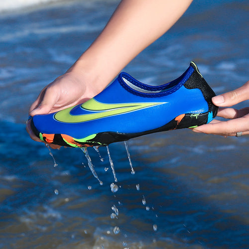 Slip-ons - Summer Soft Fitness Breathable Beach Outdoor Barefoot Water Shoes