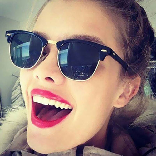 Sunglasses - 2018 Hot Ray Vintage Sunglasses