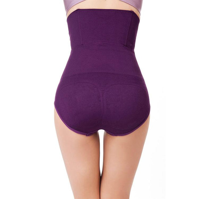 Shapewear - Women High Waist Seamless Tummy Belly Control Waist Body Shaper