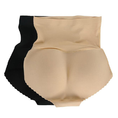Shapewear - New Sexy Lady Butt Lift Briefs Hip Up Padded Lingerie Butt Enhancer Panties