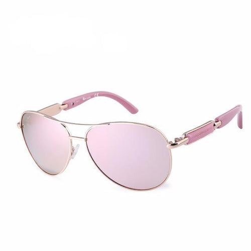 Sunglasses - 2018 High Quality Unisex Metal Mirror Sunglasses