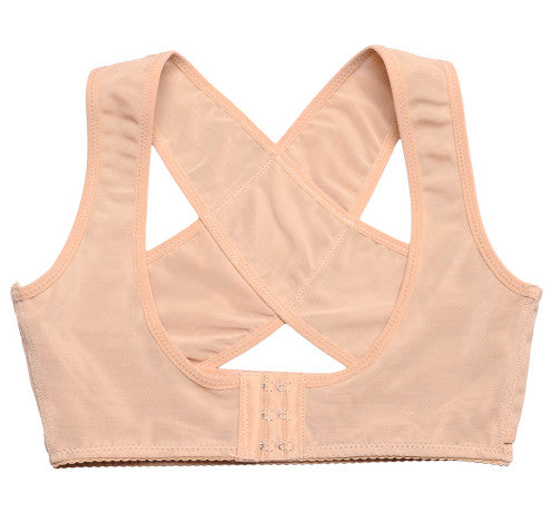 Shapewear - Chest Brace Back Support Bandage Corset Belt