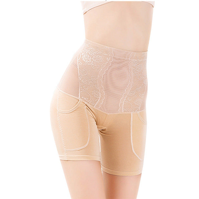 Butt Lifter -  Thin Breathable Control Panties Hip Enhancer With Pockets
