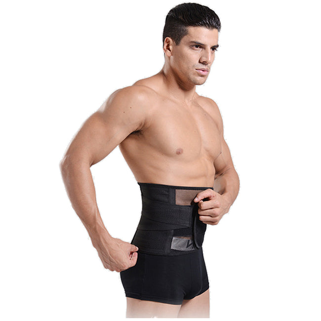 Men's Waist Trainer - Belly Control Waist Cincher Men's Girdle