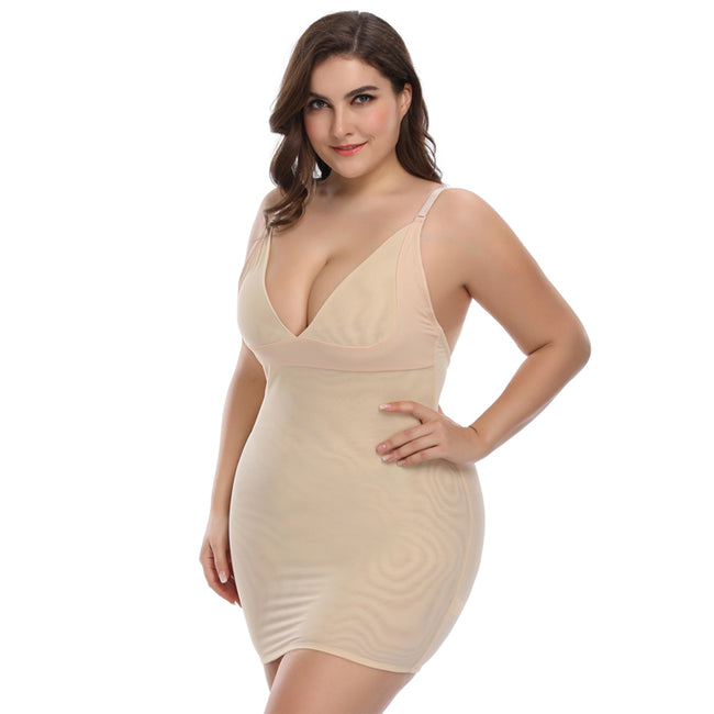One-Piece Girdle - Hot Slimming Postpartum Recovery Backless Shaper