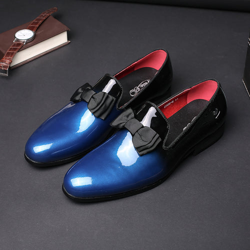 Casual Shoes - Luxury Leather  Wedding Dress Shoes