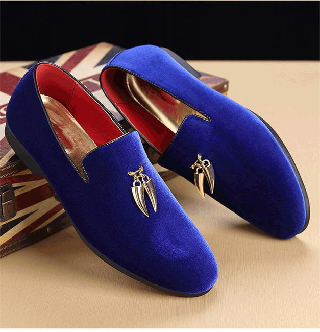 87a4056c098 Loafers - Handmade Italian Design Business Dress Shoes ...