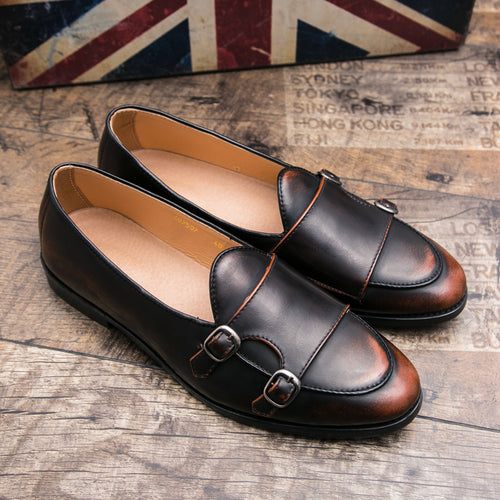 Casual Shoes- Casual Italian Office Dress Leather Shoes