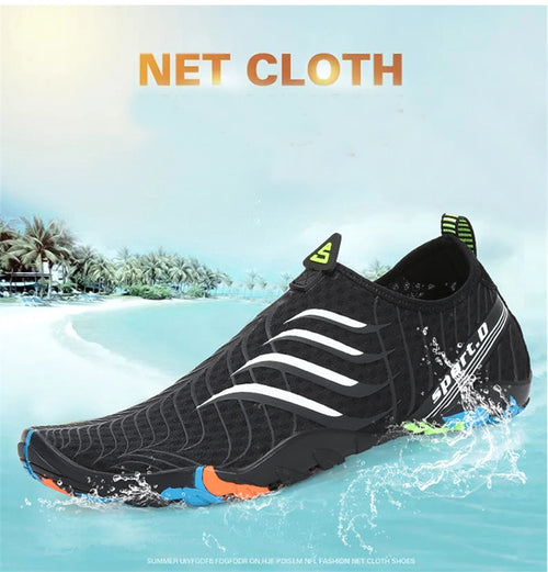 Beach Shoes - Rubber Adult Diving Seaside Shoes