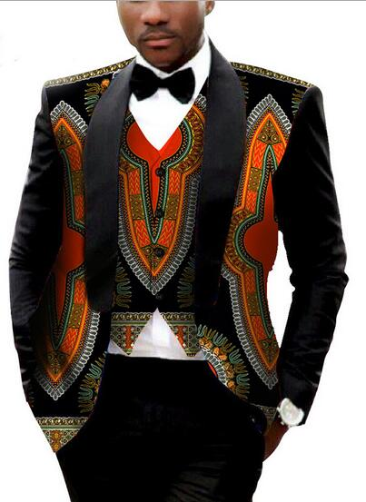 Men's Suit-2018 Are Batik Mens Suit Vest
