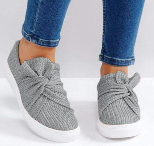 Flats - Slip On Casual Comfortable Shoes