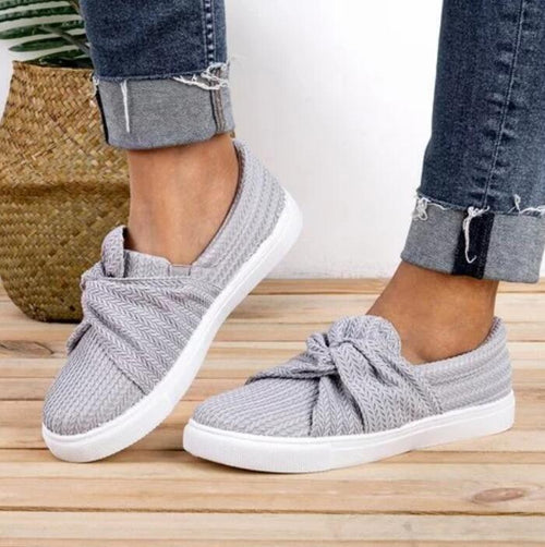 Flats - Slip On Flat Casual Round Toe Loafers