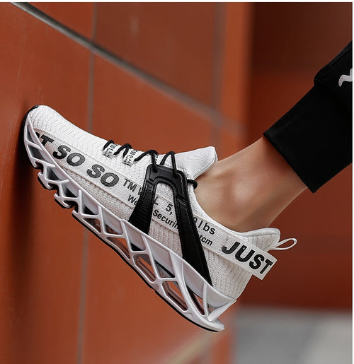 Sneakers - Breathable Casual Big Size Mesh Sneakers