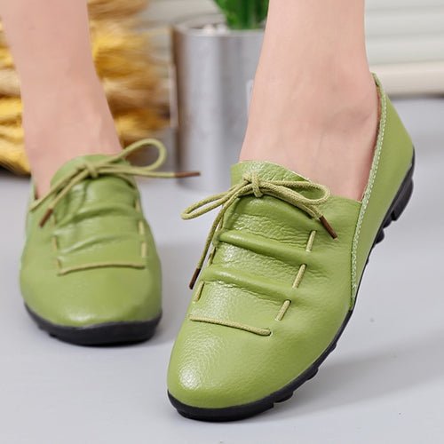 Flats - Soft Pointed Toe Ladies Flats