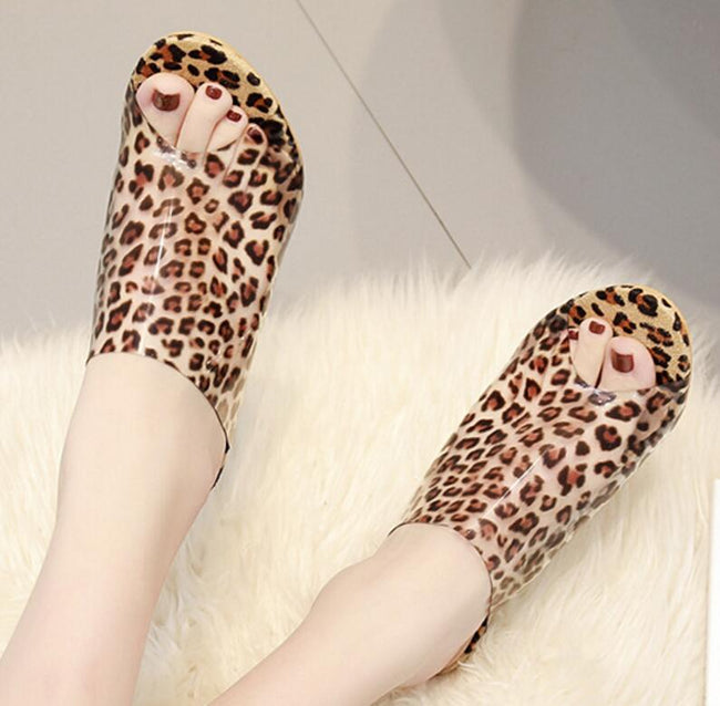 Sandals - Fashion High Heel Slippers