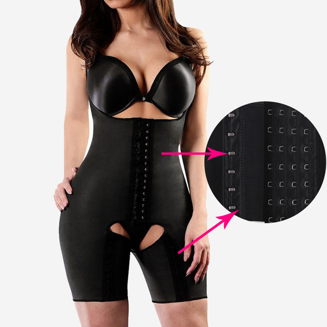 Shapewear - Plus Size 100% Latex Full Compression Body Shaper