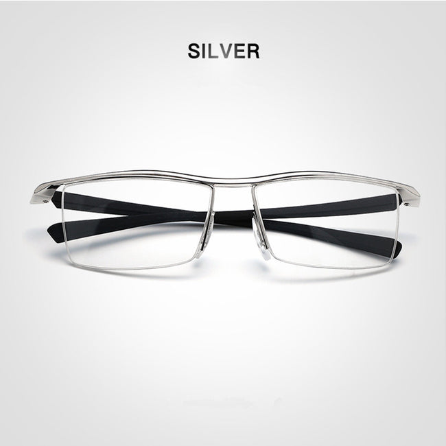 Glasses - Hot 2018 Eyewear TR90 Alloy Frame Myopia Glasses