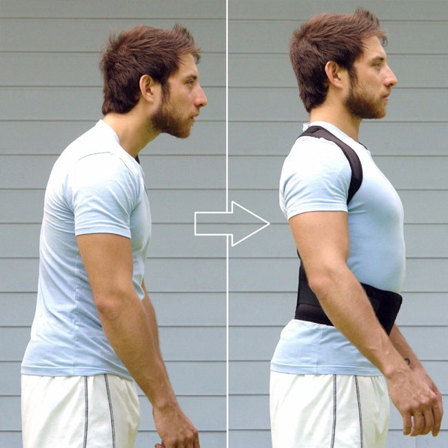 Magnetic Therapy Posture Corrector Belt