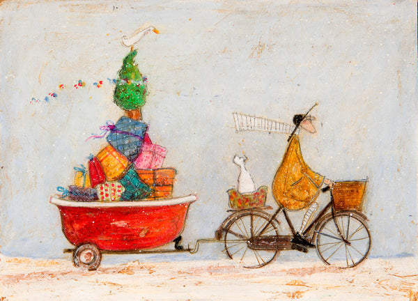 Is it too early for a tubful of christmas cheer sam toft and her is it too early for a tubful of christmas cheer m4hsunfo