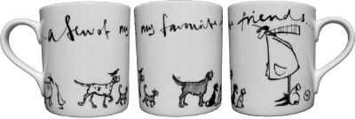 A Few of My Favourite Friends Mug