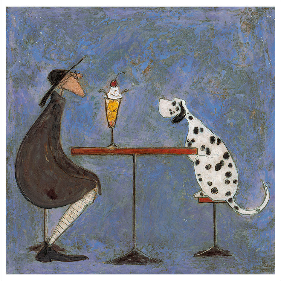 A Date with Hattie  by Sam Toft